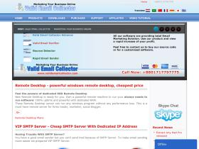 Validemailcollector.comPromo-Codes