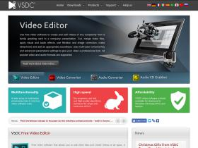 VSDC Free Video SoftwareCode de promo